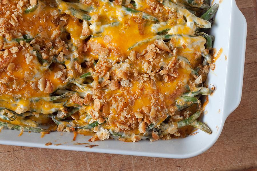 New Recipe} Green Bean Casserole | cutedogsandhugs