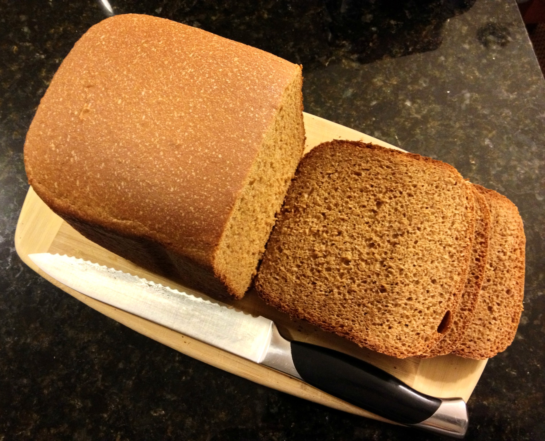 Honey Wheat Bread | cutedogsandhugs