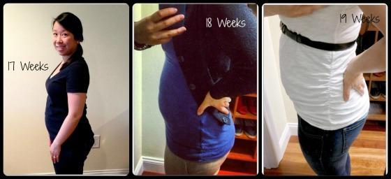 weeks 17 - 19