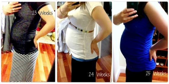 Weeks 23 - 25