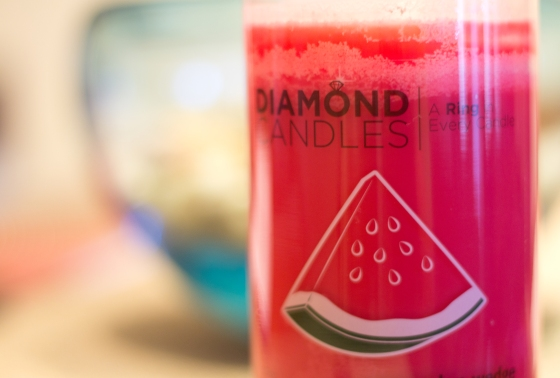 {GIVEAWAY} Get Natural and Sparkle with Diamond Candles - CLOSED
