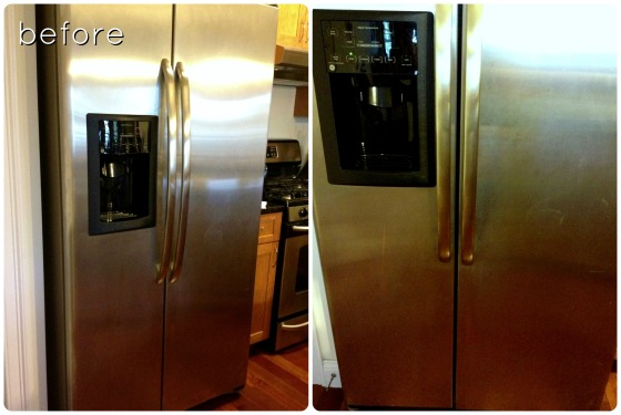 {DIY} Natural Stainless Steel Appliance Cleaner